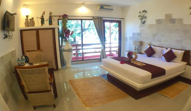 Villa Bella Gili Trawangan Lombok - Room