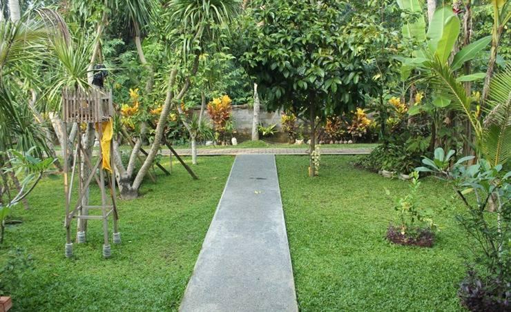 Coco Alami Guesthouse Bali - Eksterior