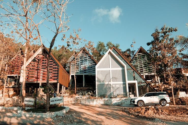 RADIKA PARADISE Villa & Cottage Yogyakarta - appearence