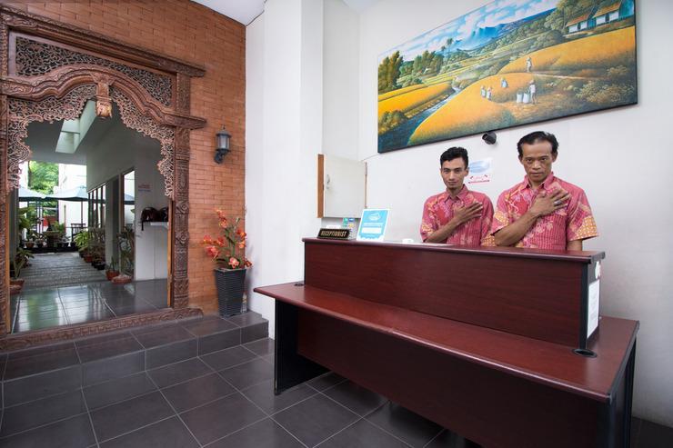 Airy Syariah Sleman Jembatan Merah 104 Yogyakarta - lobby