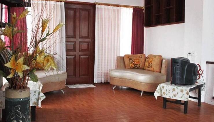Villa Xanadu Istana Bunga Lembang Bandung - Interior
