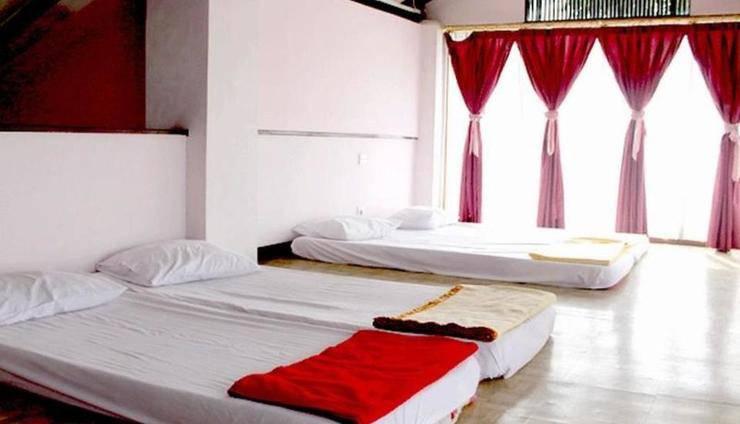 Villa Xanadu Istana Bunga Lembang Bandung - Kamar