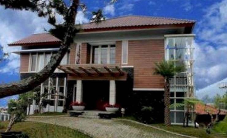 Villa Istana Bunga - Bhuvi Lembang - Eksterior