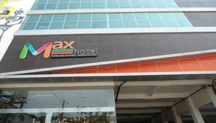 Max Hotel Panakukkang Makassar - Exterior