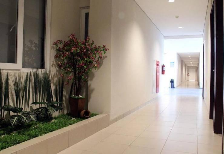 Lemo Hotel Tangerang - Corridor