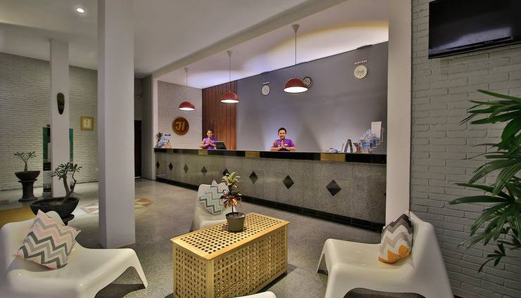 Hotel Jayakarta Anyer Serang - Lobby