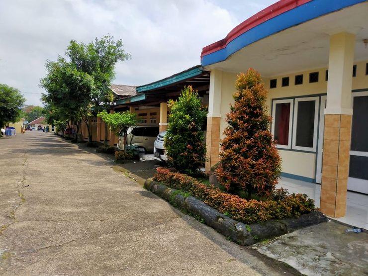 Tjiliwung Hotel Puncak Bogor - Facade