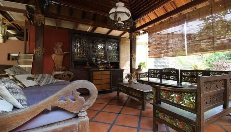Adya Nalendra Hotel Yogyakarta - Tempat Duduk