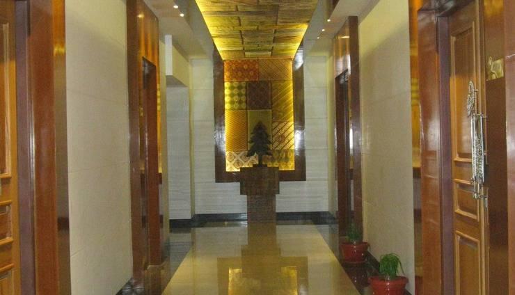 Hotel Baron Indah Solo - Koridor