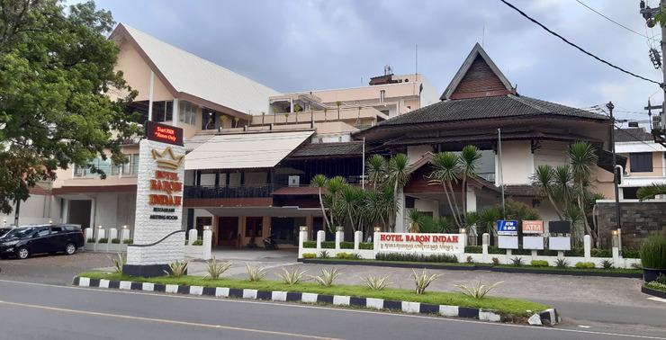 Hotel Baron Indah Solo - new