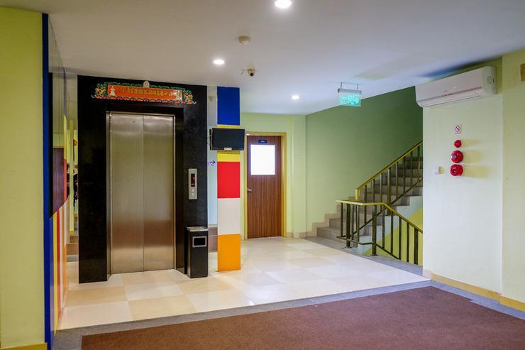 RedDoorz Plus near Pekanbaru Mall Pekanbaru - Eksterior