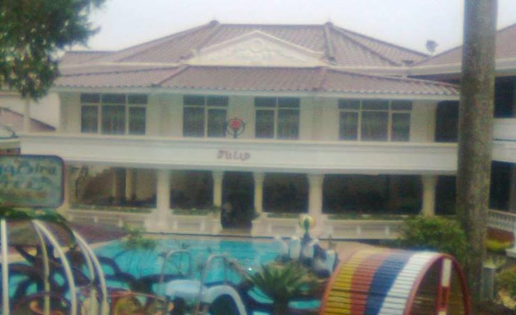 Hotel Delaga Biru Cipanas - Eksterior