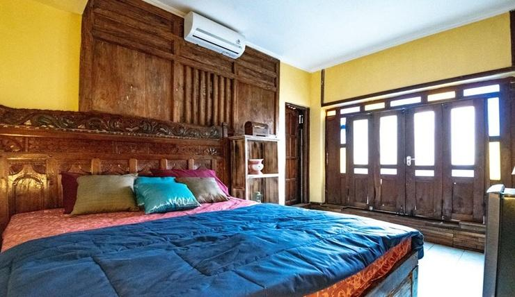 Wave & Chill House Bali - Room