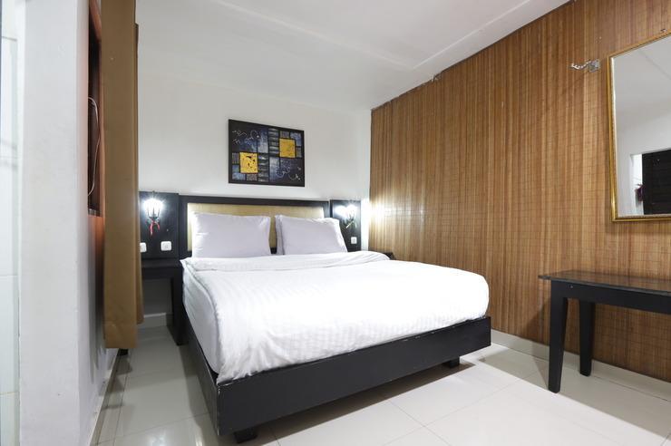 Dc Hotel Utan Kayu Jakarta - BEDROOM