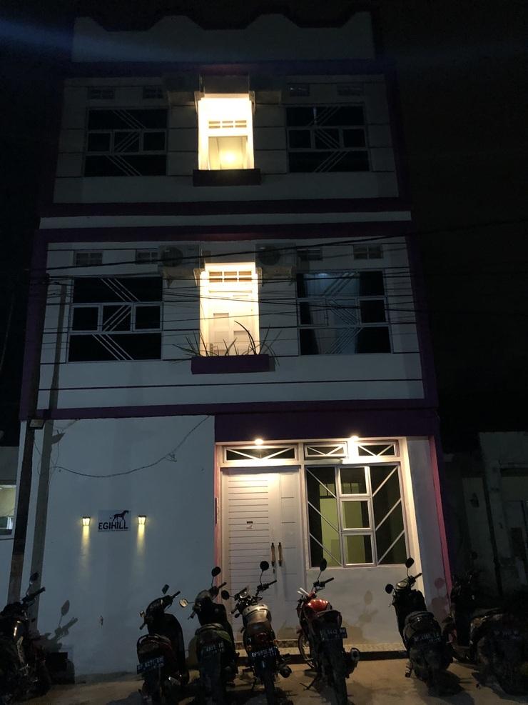 Egihill @Bukit Palem Permai Batam - Appearance