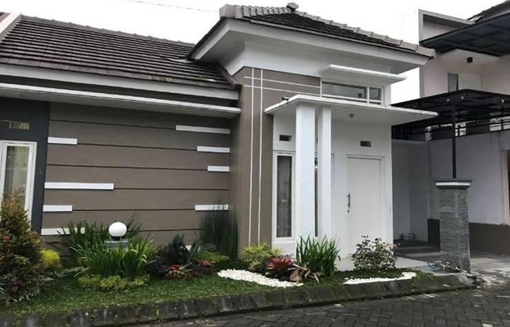 Villa Mutiara Batu Malang - Exterior