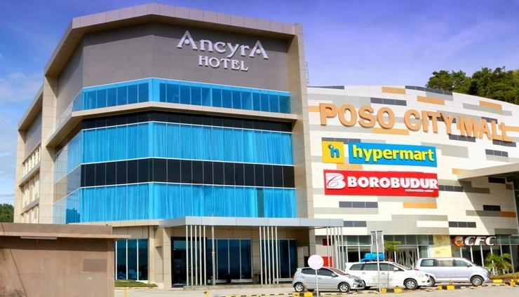 Ancyra by Continent - Poso Poso - Facade