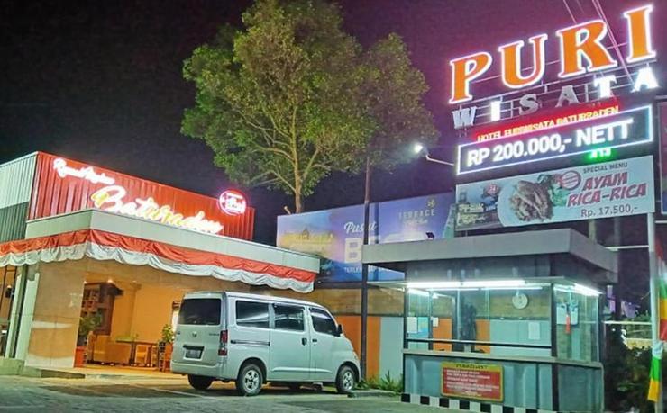 Hotel Puriwisata Baturaden Banyumas - Rumah Makan Baturaden