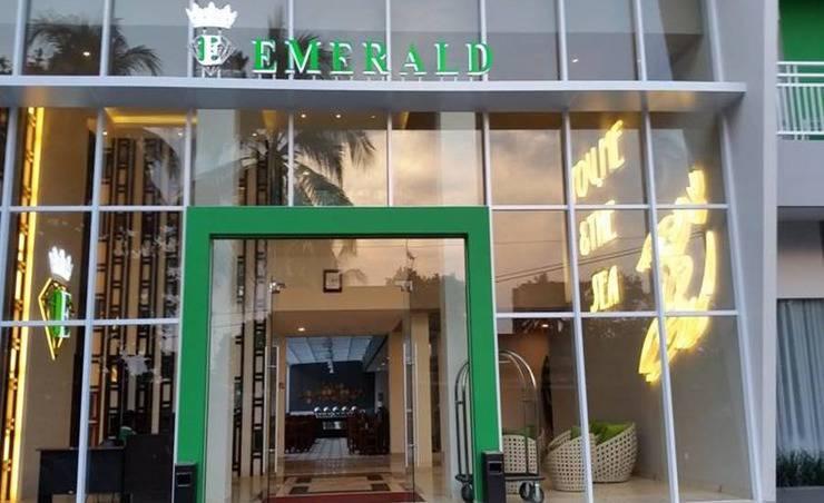 Emerald Hotel Pangandaran - Eksterior