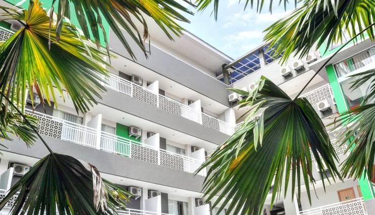 Emerald Hotel Pangandaran - Tampilan Luar Hotel