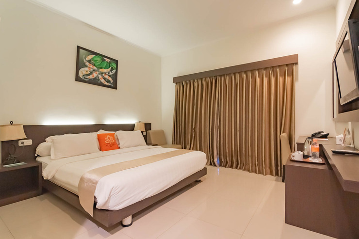 Alqueby Hotel Bandung - Photo