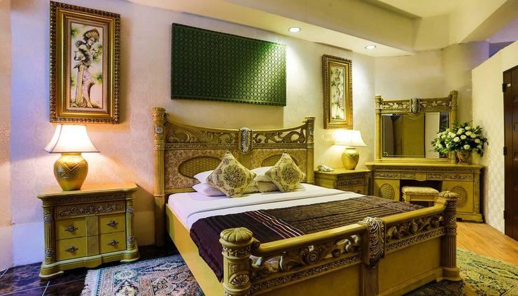 John's Pardede International Hotel Jakarta - Kamar Penthouse (3 kamar, 2 kamar mandi, 2 ruang makan, 1 lobby, 1 ruang keluarga)