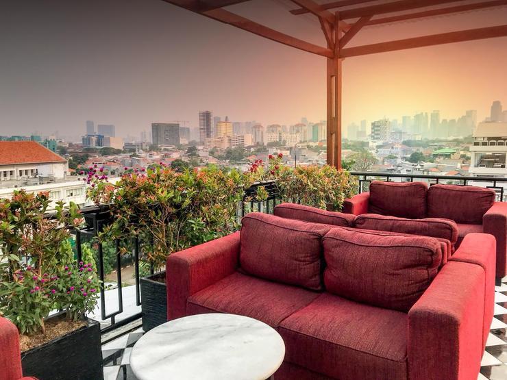 John's Pardede International Hotel Jakarta - 1