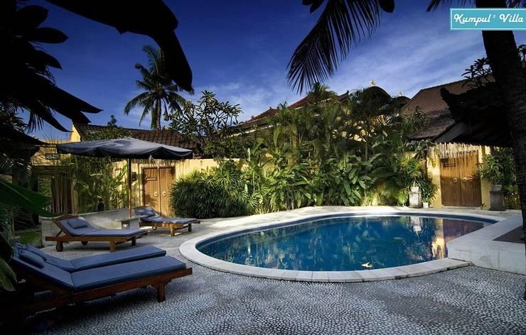 Kumpul Kumpul Villa I Double Six Bali - Kolam Renang