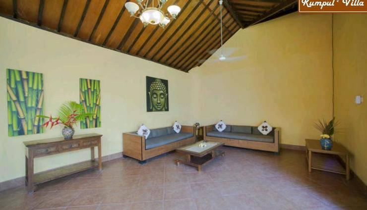 Kumpul Kumpul Villa I Double Six Bali - Ruang tamu