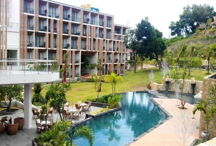 Aruna Senggigi Resort & Convention Lombok - Appearance