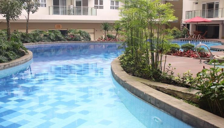 Nyaman Murah Topaz B Apartemen Gateway Pasteur Bandung Bandung - Facilities