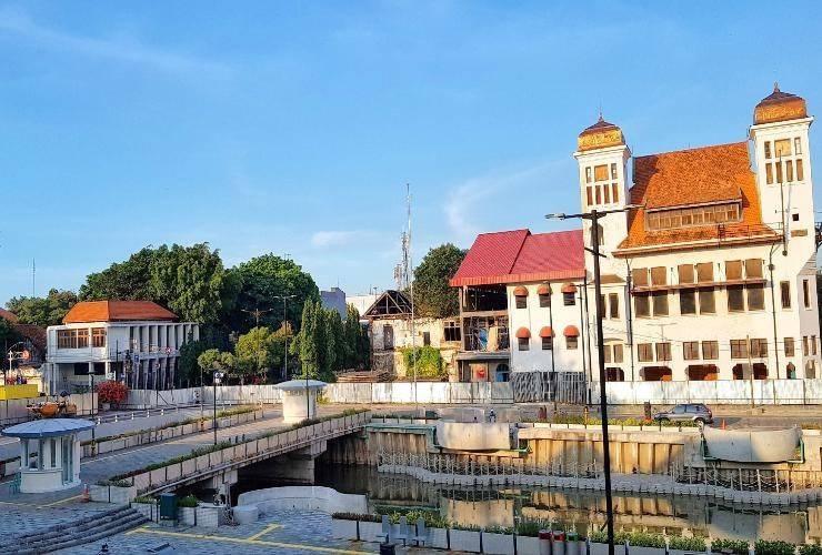 Hotel Dequr Jakarta Kota Jakarta - Appearance