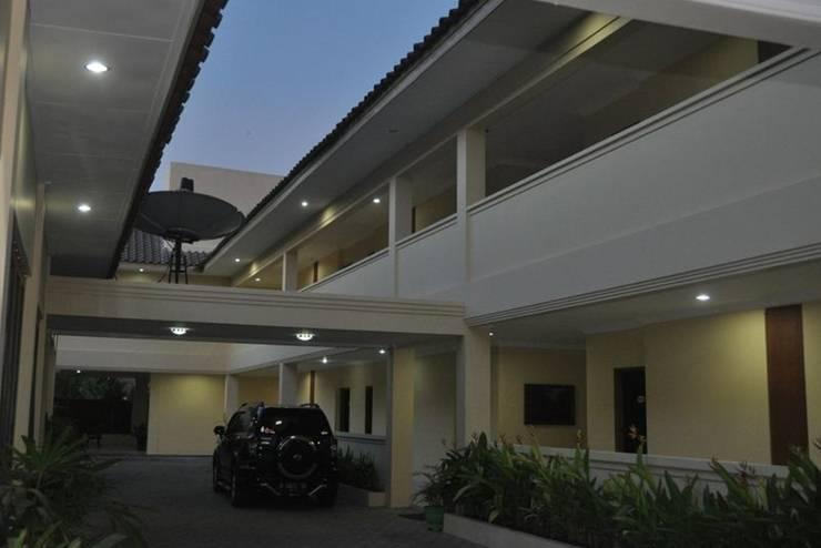Hotel Sentana Mulia Pemalang - Tampilan Luar Hotel