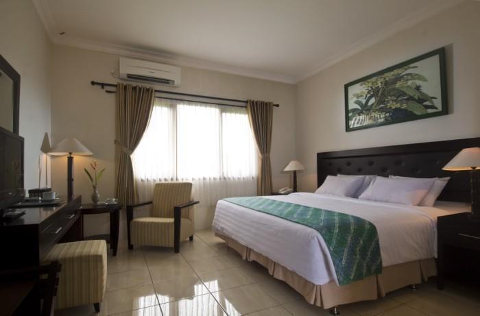 Hotel Sentana Mulia Pemalang - Kamar Double