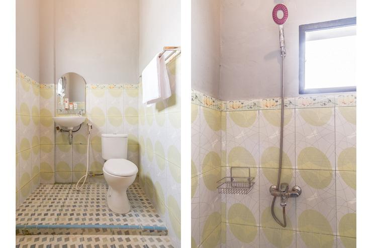OYO 470 green KNO Deli Serdang - Bathroom