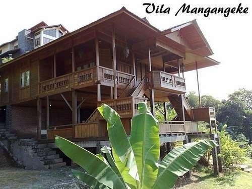 Kampung Toga Sumedang - Villa Mangangeke
