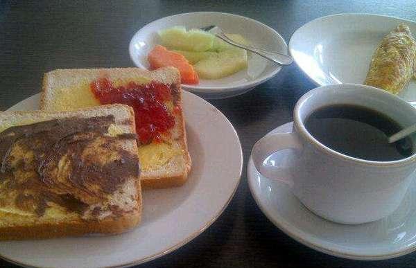 Hotel Ima Kupang - Breakfast