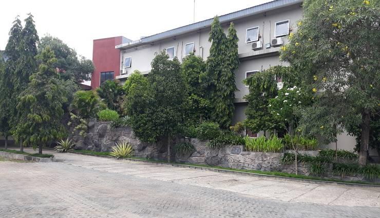 Hotel Ima Kupang - Tampilan Luar Hotel