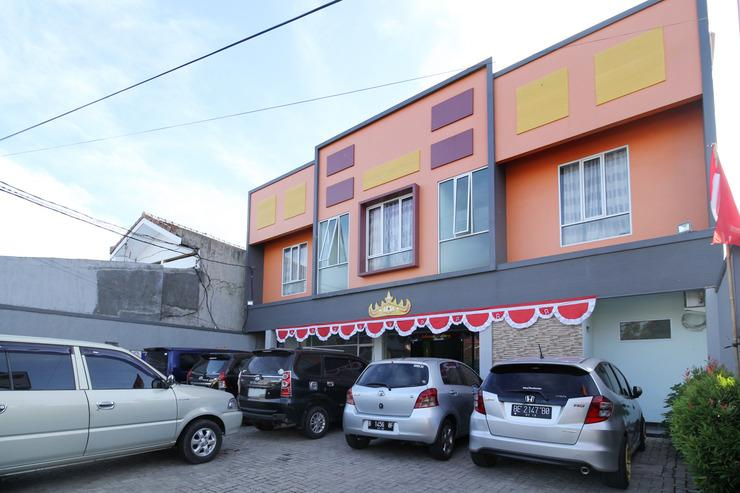 Airy Tanjung Gading Gatot Subroto 63 Bandar Lampung - Parking