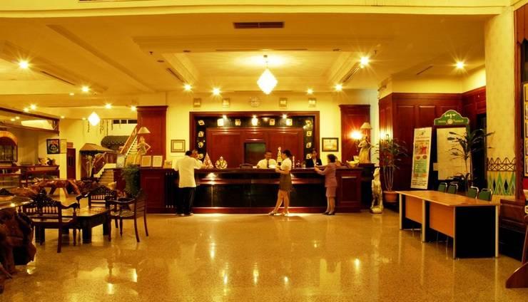 Hotel Satelit Surabaya - Resepsionis