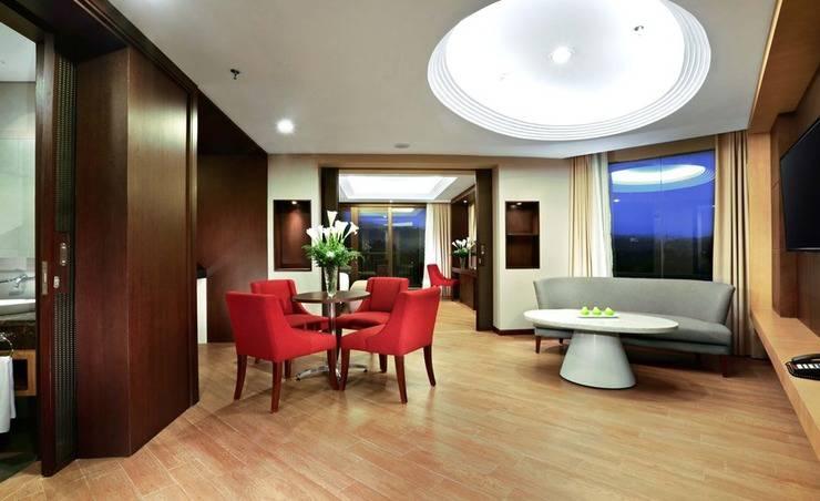 Aston Sentul Lake Resort & Conference Center Bogor - Kamar tamu