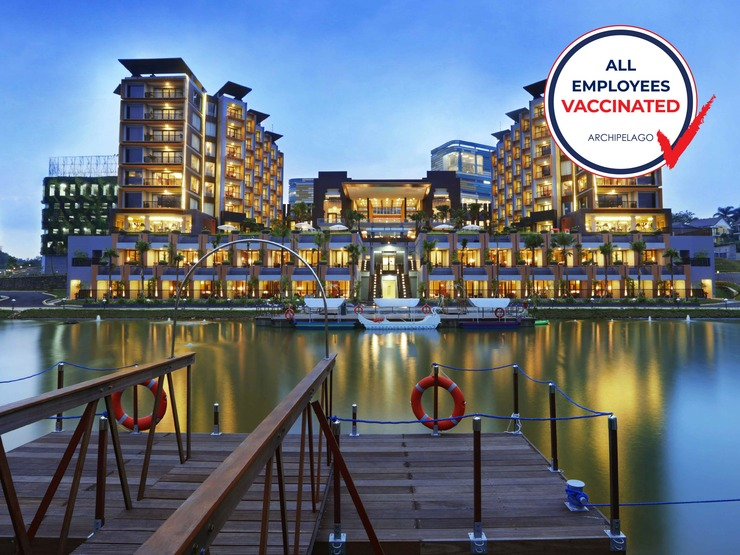 Aston Sentul Lake Resort & Conference Center Bogor - Vaccinated