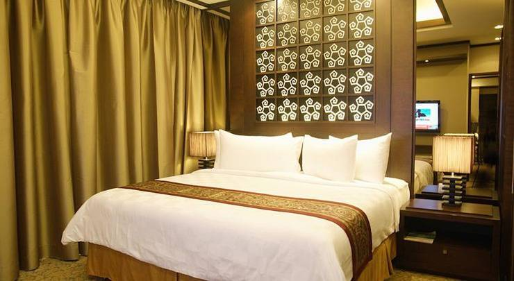 Swiss-Belhotel Palangkaraya - Kamar tamu