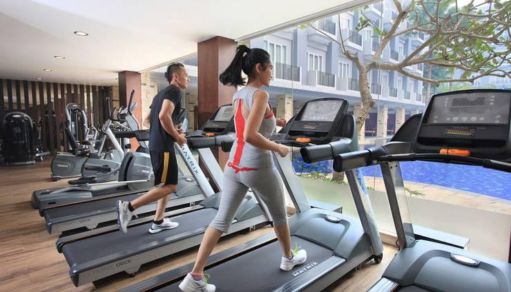 Swiss-Belhotel Palangkaraya - Danum Fitness Center