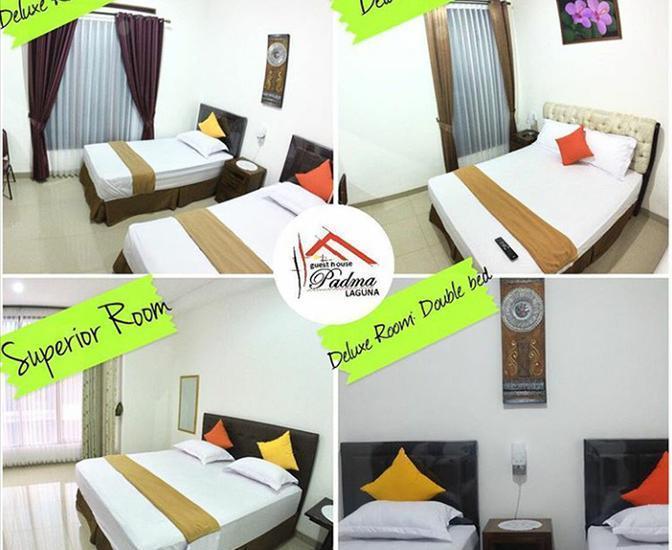 Padma Laguna Guest House Yogyakarta - Room