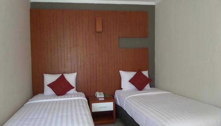 Svarna Hotel Sanur Bali - Kamar