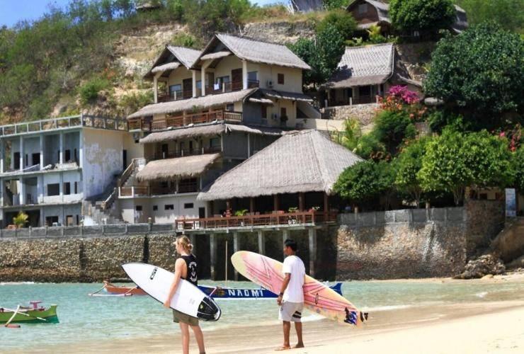 Surf Garden Lombok Villa Lombok - View