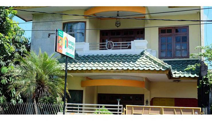 Simply Homy Guest House Bintaran Yogyakarta - Exterior