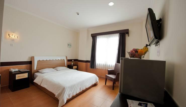 Hotel Derawan Indah Berau - Kamar tamu