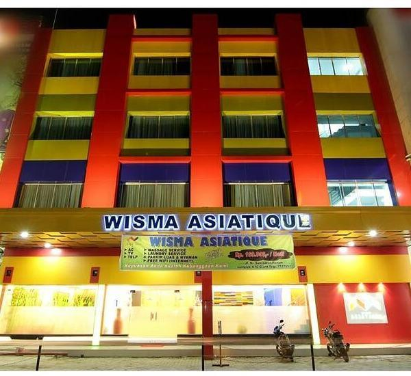 Wisma Asiatique Pekanbaru - Building